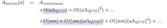 図6:格子QCDでの計算の工夫