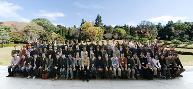 11月5日、奈良春日野国際フォーラム 甍~I・RA・KA~にて